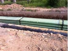 玻璃钢电缆管道 (2)